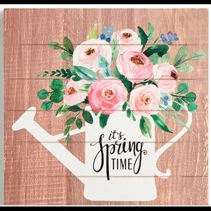 It's Spring Time Art Print